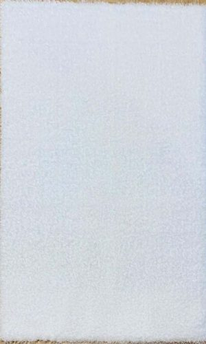 שטיח שאגי לבן PUFFY