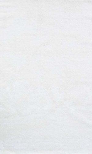 שטיח שאגי COMFORT WHITE