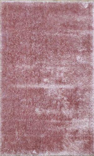 שטיח שאגי ורוד PUFFY