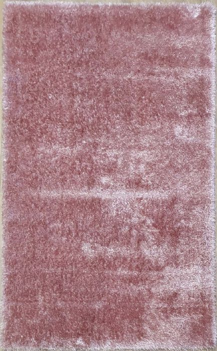 שטיח שאגי ורוד