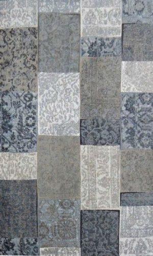 שטיח טלאים הינדי ווד
