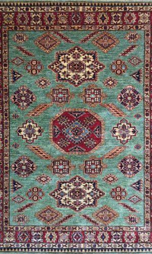 שטיח קזאק אוליב