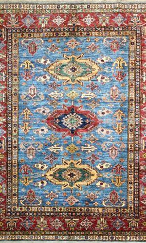 שטיח קזאק טריו תכלת