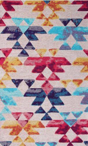 שטיח אצטקי מולטי