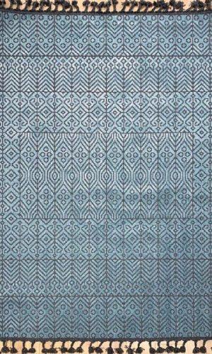 שטיח RETRO AQUA 30155