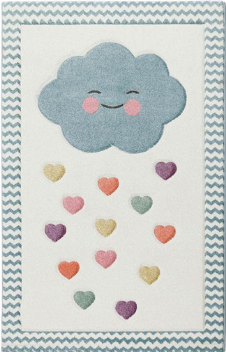 שטיח עננים לחדר ילדים