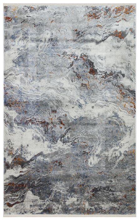 שטיח אפור כהה לסלון