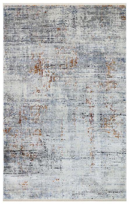 שטיח אפור מודרני